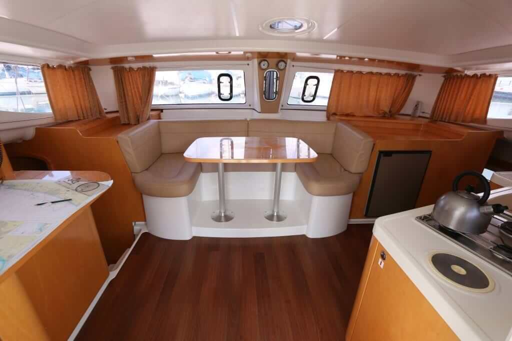 Sea Time Catamaran-5283
