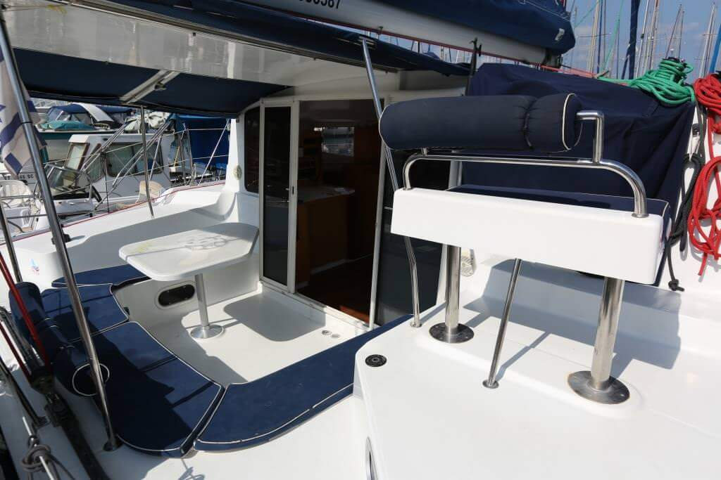 Sea Time Catamaran-5294