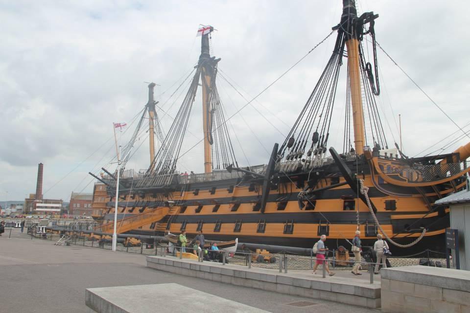 מוזיאון ימי באנגליה